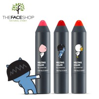 [THE FACE SHOP] Melting Color Lip Creamer [KAKAO FRIENDS]