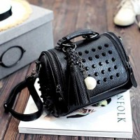 [NEW COLOUR] TAS FASHION IMPORT M257 | PU LEATHER| (25x19)cm| TPjg  & RESLETING:ADA