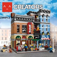 LEPIN Creator City Street Toy Brick Set 2344 Pcs