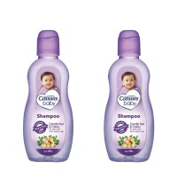 Cussons Baby Hair Losion Bayi Cussons Baby Candle Nut Celery - 200 ML - 2 pcs