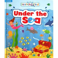 [HelloPandaBooks] My First Search & Find Under the Sea Board Book