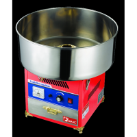FOMAC Mesin Gulali Gas with Battery / Candy Floss (CCD-BMJ500) - Merah