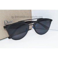 Kacamata Sunglass Dior Reflected Hitam