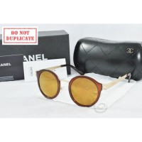 Kacamata Sunglass Chanel 2167 Gold