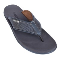 Neckermann Sandal Pria Dayton 551 Dark Brown