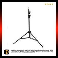 LIGHT STAND EXCELL HERO 100 - Black