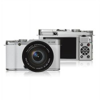 Fujifilm X-A2 kit 16-50 mm - 16MP - WIFI - , SILVER, BLACK