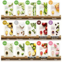 INNISFREE ITS REAL SQUEEZE MASK BAMBOO
