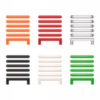 Ikea Satta Gagang / handle, 6pcs