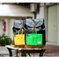 Remax Fashion Notebook Bags - 308 - Green