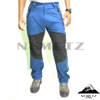 Celana Gunung Mountain Hardware Quick-Dry And Stretch Biru