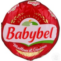 Babybel Cheese 200 gr Keju prancis