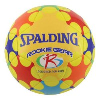[poledit] Spalding Rookie Gear Soccer Ball - Yellow - Size 3 (R1)/12187471