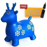 [poledit] Just Quality Products Inflatable Bouncer For Kids - Incredibly Fun & Shockingly /12188240