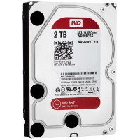 WD Red 2TB NAS Hard Drives WD20EFRX