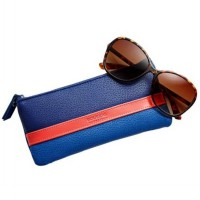 BOURJOIS COSMETICS & SUNGLASSES POUCH + FREE SUNGLASSES !!