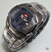 Swiss Army CR7 Black Sport Edition Jam Tangan Pria