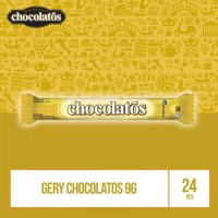 Chocolatos -9g (WCG4) by Garudafood [1box isi 24Pcs]