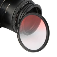 [globalbuy] Universal 67mm Filters Circo Mirror Lens Gradient UV For DSLR Camera Lens Hot /3694742