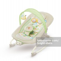 Bright Starts Ingenuity Rock and Soothe Rocker - Sunny Snuggles