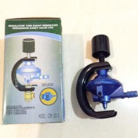 Regulator Kompor Gas DESTEC COM 201 - S