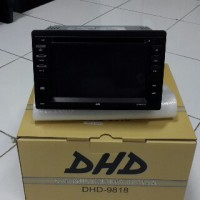 TV MOBIL DOUBLE DIN DHD-9818 by SKELETON