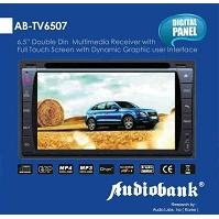 TV MOBIL DOUBLE DIN AUDIOBANK AB-TV6507