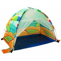 [holiczone] PACIFIC PLAY TENTS Pacific Play Tents Under the Sea Cabana w/ Zippered Mesh Fr/863118
