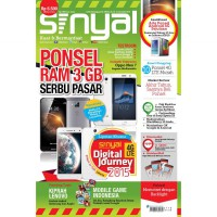 [SCOOP Digital] Sinyal 14 Editions / 6 Months Subscription