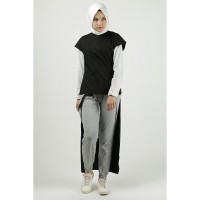 Heart and Feel Blouse 3007.D - Black