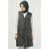 Heart and Feel Cardigan 3013.D - Grey