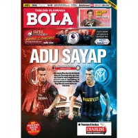 [SCOOP Digital] Tabloid Bola Sabtu / ED 2717 NOV 2016