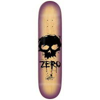 [macyskorea] Zero Garrett Hill Signature Blood Skull R7 Skateboard Deck - Natural - 8.25/7716208
