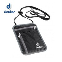 Deuter Travel Outdoor Pouch SECURITY WALLET 1 Black Granite