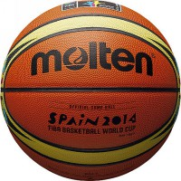 Bola Basket Molten GL7WC Basketball Spain World Cup 2014