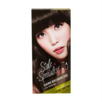 The Saem Style Specialist Vivid Color Cream - Dark Brown 3N