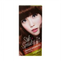 The Saem Style Specialist Vivid Color Cream - Orange Brown 7O