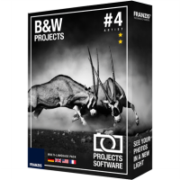 [ Projects Software ] Black & White Project 4 Pro