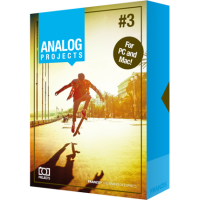 [ Projects Software ] Analog Project 3 Pro