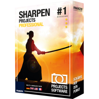 [ Projects Software ] Sharpen Project Pro