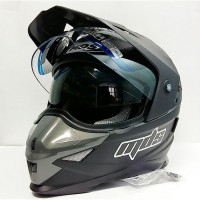 [Best Seller] helm mds Super Pro Solid Black Doff