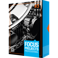 [ Projects Software ] Focus Project 3 Pro