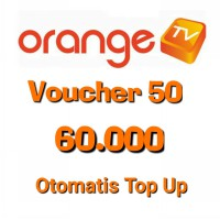 Orange TV Top Up Vocher 50