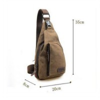 Bodypack Bag Tas Selempang Pria / Men Sling Shoulder