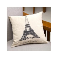 HF1237 - Sarung Bantal Fashion Paris