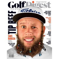 [SCOOP Digital] Golf Digest Indonesia / OCT 2016