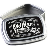 OH MAN! Pomade Waterbased MYSTIC GREY |FREE SISIR SAKU & PACKING BUBBLE WRAP