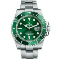 Rolex Submariner Green Dial Mirror Copy 1:1/ Swiss Eta 1:1 / Ultimate Clone 1:1