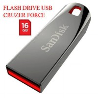 Sandisk FLASH DRIVE USB CRUZER FORCE 16GB Original