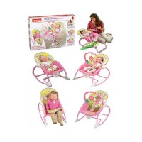 Fisher price in fant to toddler rocker pink / Bouncher
